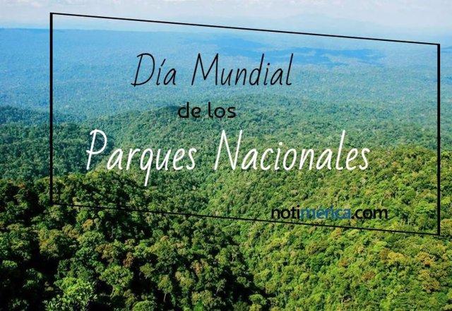 Día Mundial parques