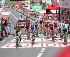 Recorregut de la Vuelta ciclista a Espanya 2018 (DIPUTACIÓN )