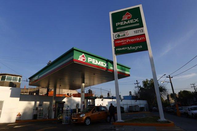 Estatal Petróleos PEMEX