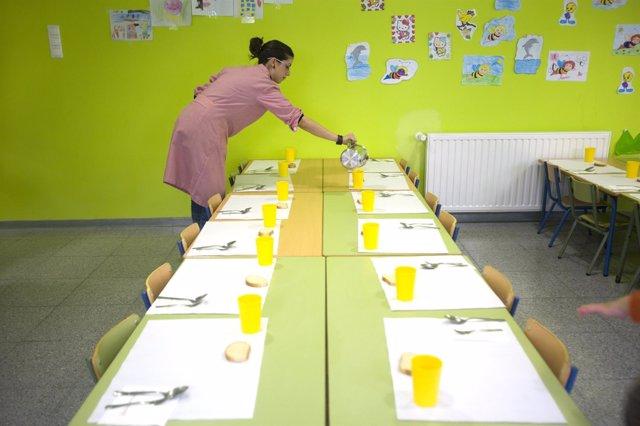 Más de 190.700 alumnos se beneficiarán del servicio de comedor escolar en  el nuevo curso 2018-2019 en Andalucía