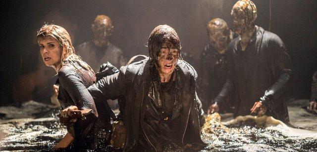 AMC estrena la segunda parte de la 4ª temporada de Fear the ...