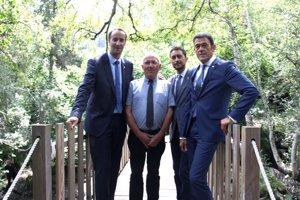 Catalunya, Andorra i França formalitzen la creació del Parc Pirinenc de les Tres Nacions (ACN)