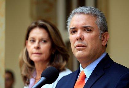 """Duque asegura que el éxodo venezolano es consecuencia de """"la dictadura"""" de Maduro"""