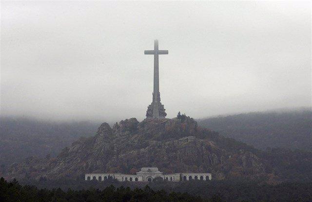 Foto de archivo del Valle de los Caídos