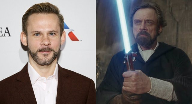 Dominic Monaghan ficha por Star Wars