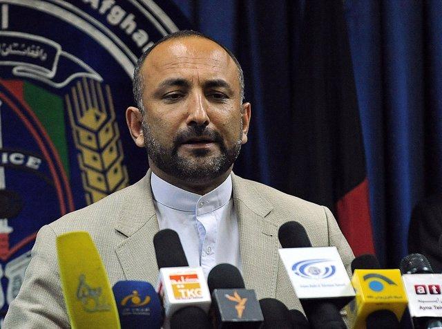 Hanif Atmar, ex ministro de Interior de Afganistán