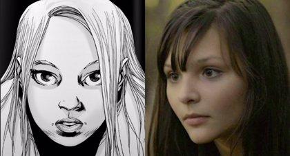 The Walking Dead: Cassady McClincy será Lydia, hija de la líder de los Susurradores