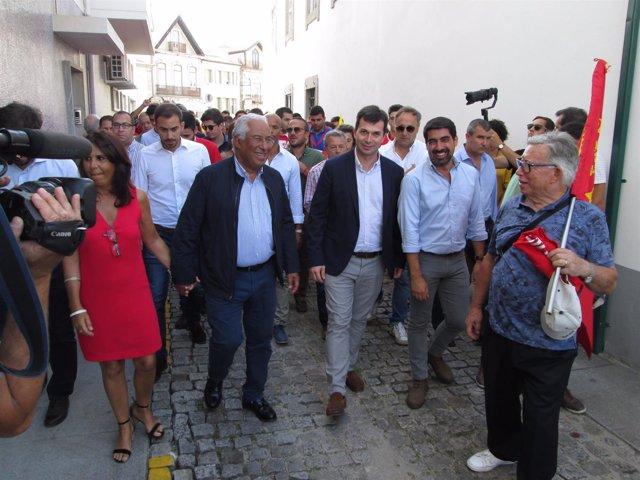 Gonzalo Caballero Y Antonio Costa