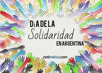 26 de agosto: Día de la Solidaridad en Argentina, ¿por qué se celebra hoy solo en este país?
