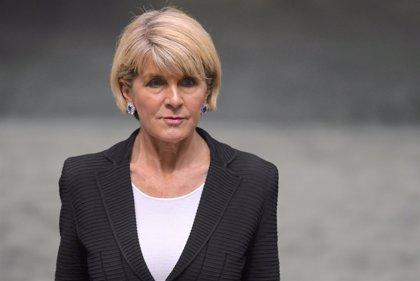 Dimite la ministra de Exteriores australiana, Julie Bishop
