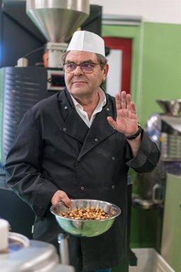 El director de Gelati Dino, Valter Rosso