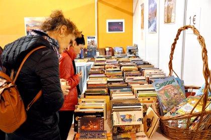 Nuevo Futuro inicia este lunes una recogida solidaria de libros usados