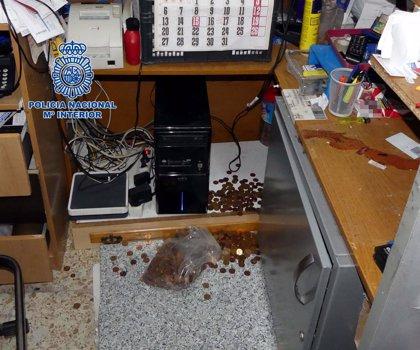 Detenido por robar en una tienda de alimentación en Arrecife