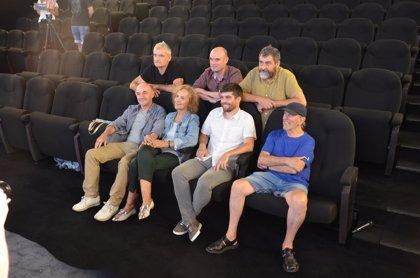Telmo Esnal y Asier Altuna inician este lunes en Bergara el rodaje de 'Agur Etxebeste!'