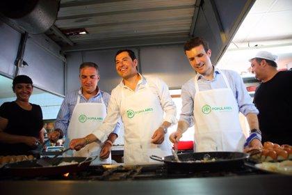 Casado multiplicará los actos de arranque del curso, en Andalucía, Galicia y Ávila