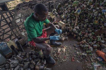 Los reclusos de una cárcel de Panamá reciclan el 80% de su basura con apoyo del CICR
