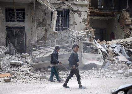"""Rusia alerta de un inminente """"montaje"""" de ataque químico en Hama para inculpar al Gobierno de Damasco"""