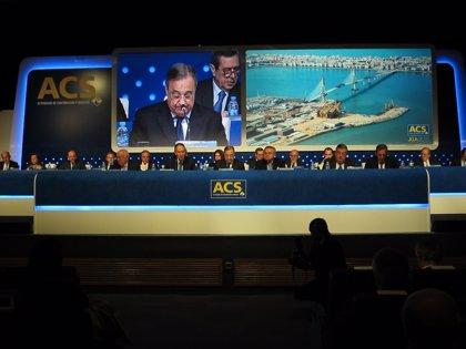 ACS, constructora más internacional del mundo