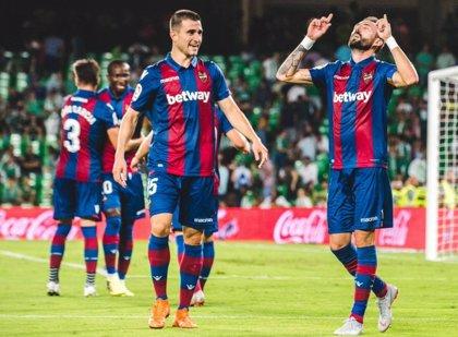 Levante y Athletic quieren prolongar su buen inicio ante Celta y Huesca