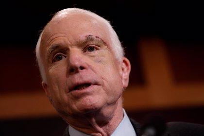 Muere John McCain, senador estadounidense y antiguo candidato a la Casa Blanca, a los 81 años