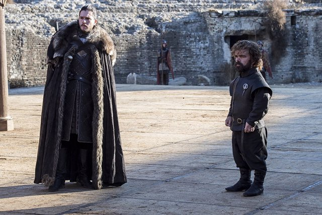 Estreno de la temporada final no se retrasará — Game of Thrones