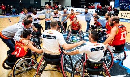 La selección española termina quinta en el Mundial masculino de baloncesto en silla de ruedas