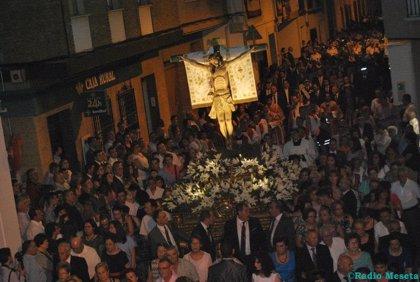 La Puebla de Almoradiel se prepara para la visita del Santísimo Cristo de la Salud, fiesta de Interés Turístico Regional