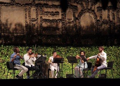 Las Noches en los Jardines del Alcázar afronta su penúltima semana y acumula casi 27.200 espectadores
