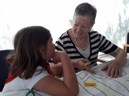 La residencia Amavir Aragaray inicia este lunes una nueva edición de su campamento intergeneracional