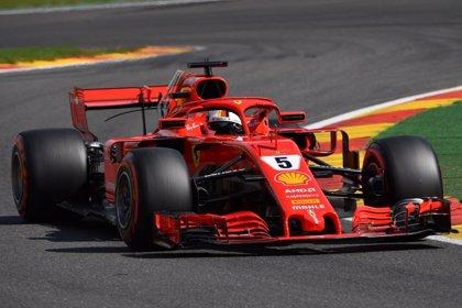 Vettel gana en Spa tras rebasar a Hamilton en una salida convulsa