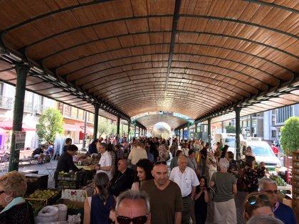 Valladolid contará con un mercado ecológico fijo antes de que finalice el año