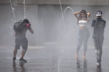 Un total de 18 provincias, cuatro de C-LM, en aviso este lunes por calor y temperaturas que alcanzarán 40ºC