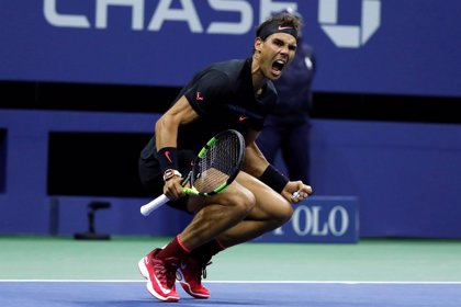 Nadal defiende el US Open del resurgir de Djokovic y la amenaza de Federer