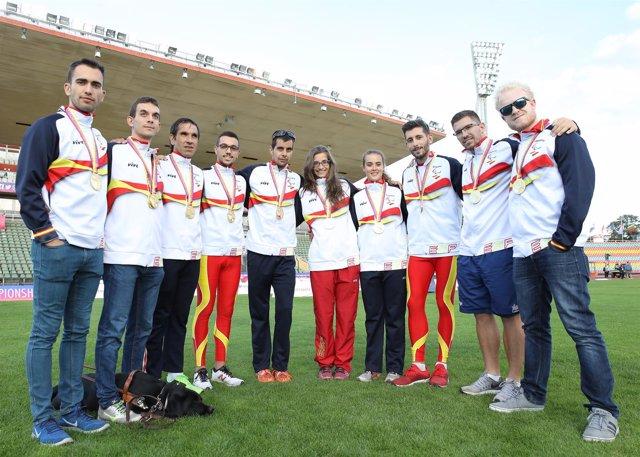 Europeo Paralímpico de atletismo