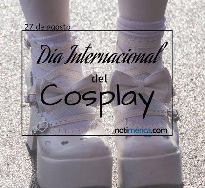 27 de agosto: Día Internacional del Cosplay, ¿qué es y por qué se celebra?