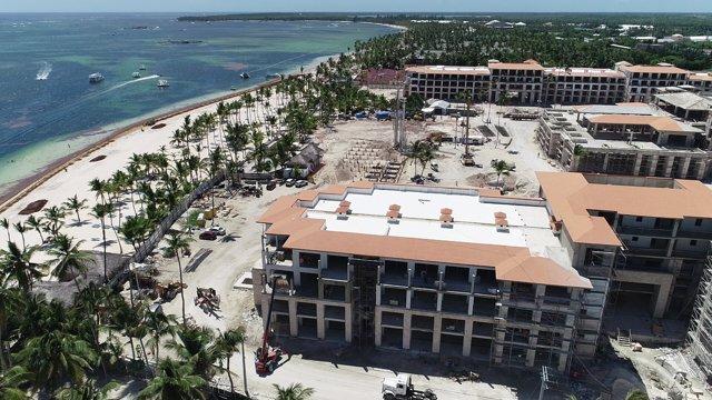 Hotel Lopesan Costa Bávaro, en República Dominicana