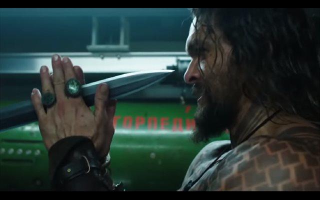Primeras reacciones a Aquaman: 'Está bien, no es genial'