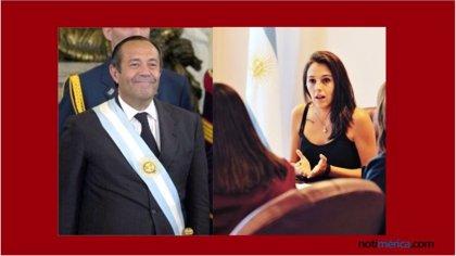 El video de la ministra de Educación provincial de argentina siembra la discordia entre los Rodríguez Saá