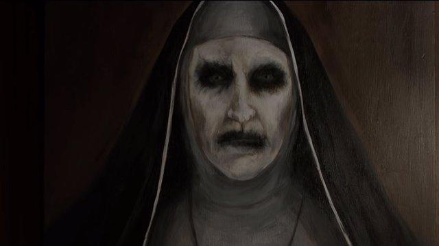 Resultado de imagen de la monja