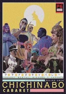 Cartel de Chichinabo Cabaret