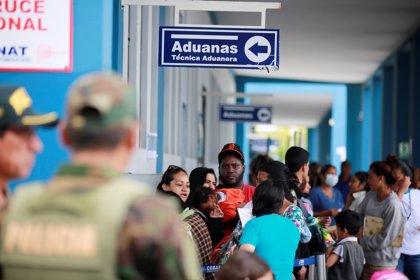 """El Gobierno anuncia el regreso de 89 venezolanos como parte del """"plan vuelta a la patria"""""""