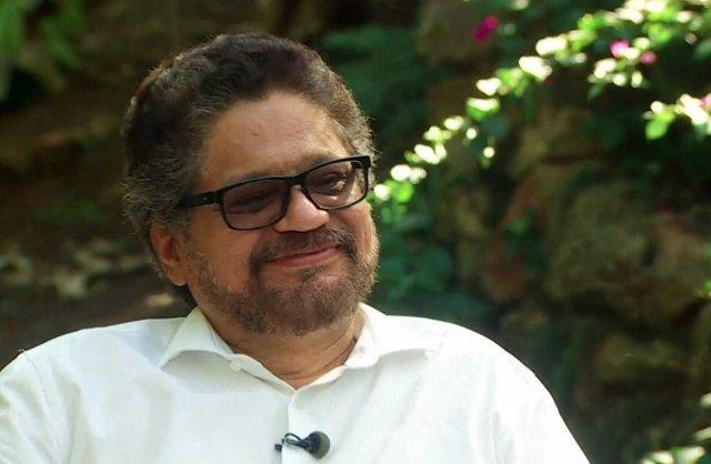 El líder de las FARC Iván Márquez, desaparecido desde hace 3 semanas