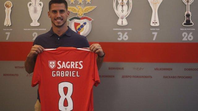 Gabriel Pires ficha por el Benfica por 5 temporadas