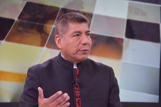 Canciller de Bolivia, Fernando Huanacuni