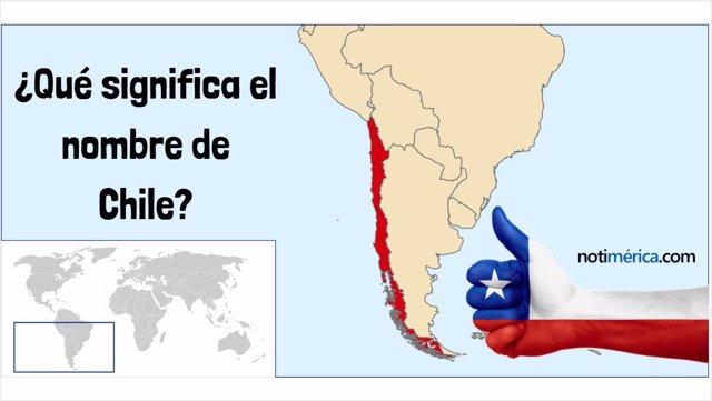 Qué significa el nombre de Chile