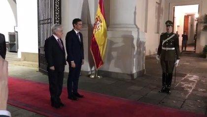 Pedro Sánchez llama a un diálogo entre venezolanos y descarta injerencias de España