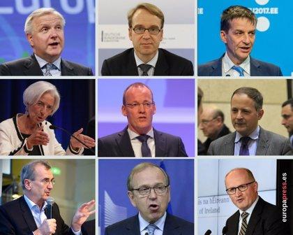 ¿Quiénes podrían suceder a Draghi en el Banco Central Europeo?
