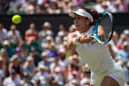 Tennis/US Open.- Triomfs de Muguruza i Arruabarrena en la seva estrena a l'US Open de Tennis