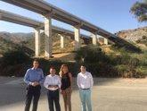 Foto: El PSOE valora que el Gobierno estudie un acceso a Casabermeja desde la autopista de las Pedrizas