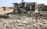 Foto: Expertos de la ONU advierten de que los bombardeos de la coalición en Yemen podrían ser crímenes de guerra